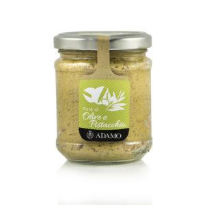 Paté di Olive e Pistacchio